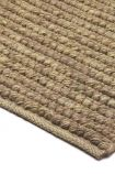 Image of Natural Jute Loop Rug on a white background