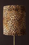 Rockett St George Leopard Love Leopard Print Lamp Shade - Large