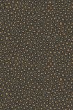 cutout image of Cole & Son - The Ardmore Collection - Senzo - 190/6032 gold spots on dark brown background