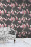 Wisteria Wallpaper by Pearl Lowe - Noir Black WM-224 - ROLL