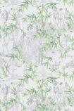 Christian Lacroix Au Thèâtre Ce Soir Collection - Exotisme Wallpaper - Vert Buis PCL 1006/01 - ROLL