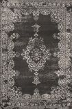cutout image of Revive Rug - Charcoal 03 - 160cm x 230cm on white background