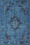 cutout image of Revive Rug - Cobalt Blue 04 - 160cm x 230cm on white background