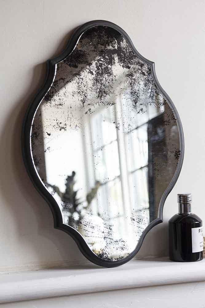 Vintage Style Foxed Wall Mirror Rockett St George