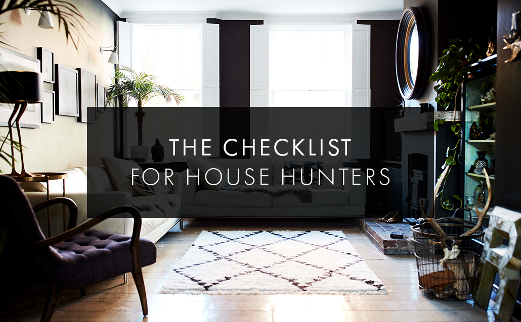 Sign-Up Below To Download Your Free House Viewing Checklist