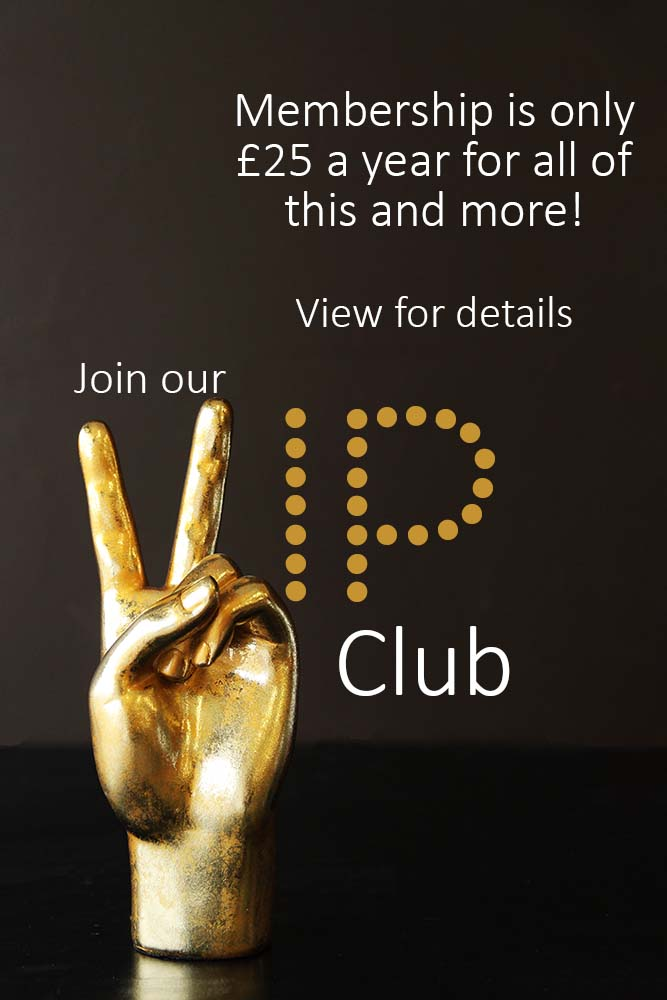 Rockett St George VIP Club Membership