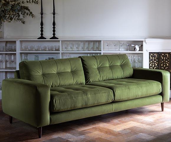 Statement Sofas & Beautiful Chairs