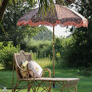 Image illustrating a selection of Rockett St George Garden Furniture